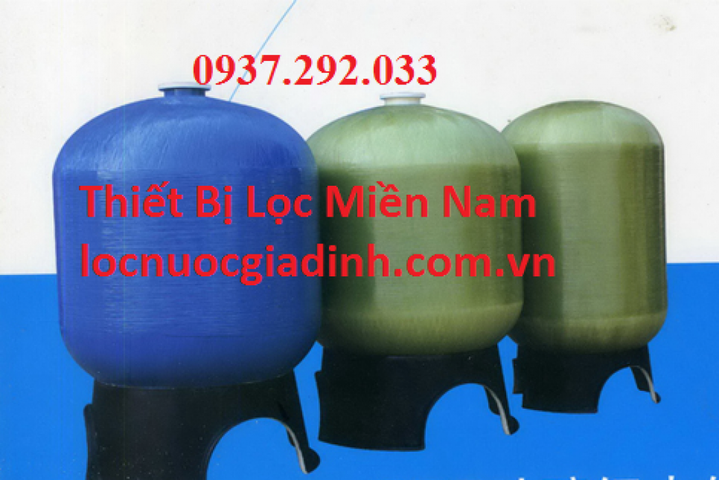 Cột lọc composite 3072, bình pentair (side mount, top mount)